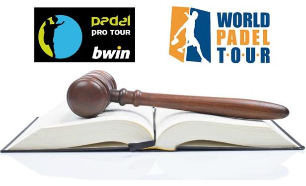 Resolución del juicio entre Padel Pro Tour y World Padel Tour