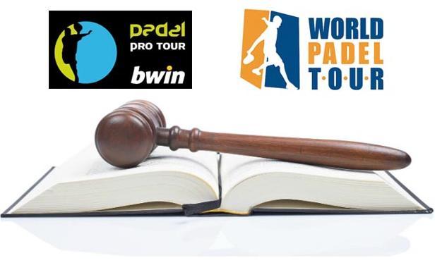 Palazos en el juzgado para controlar el negocio del padel