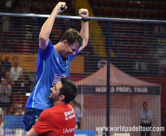 Paquito Navarro y Sanyo Gutierrez - WPT Sevilla 2017