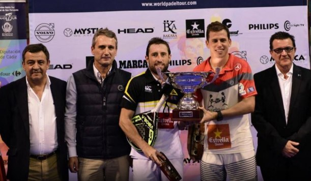Paquito Navarro y el argentino Maxi Grabiel ganadores en San Fernando
