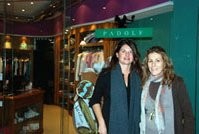 Primera tienda de mujer especializada en padel y golf