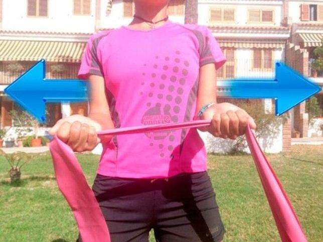 Refuerza la musculatura de las extremidades superiores en el padel