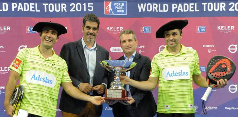 Resultado video final World Padel tour Euskadi 2015