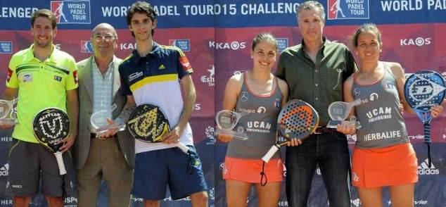 Resultados del Córdoba Challenger by Kaos