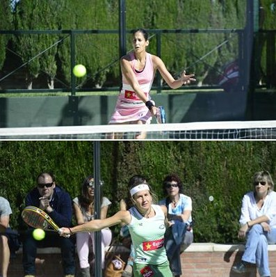 Resultados femeninos del World Padel Tour Barcelona 2014