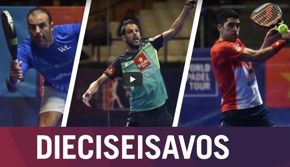 Resumen Dieciseisavos de Final Estrella Damm Catalunya Master 2018