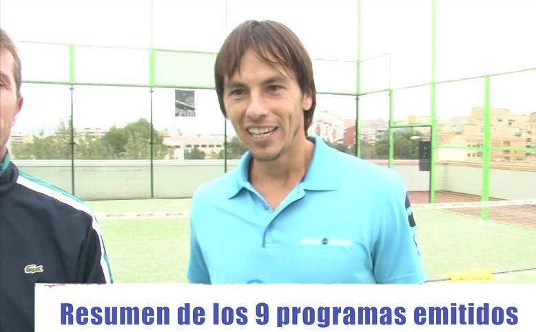 Resumen de los 9 1os programas de Xavi Colomina 2013