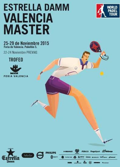 Resumen finales Estrella Damm Valencia Master