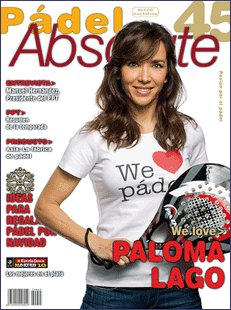 Revista padel absolute numero 45