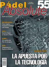 Revista padel absolute numero 55