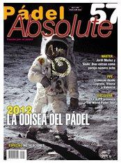Revista pádel absolute número 57