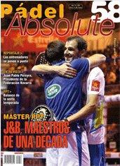 Revista padel absolute numero 58