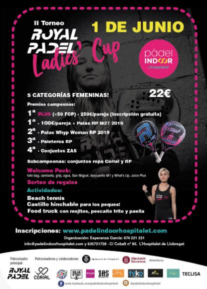 Royal Padel Ladies Cup 2019