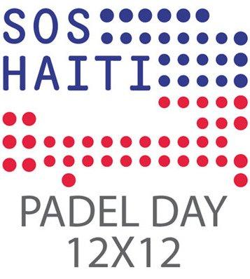 S.O.S. Haití padel day 12X12 en el Polo de Barcelona