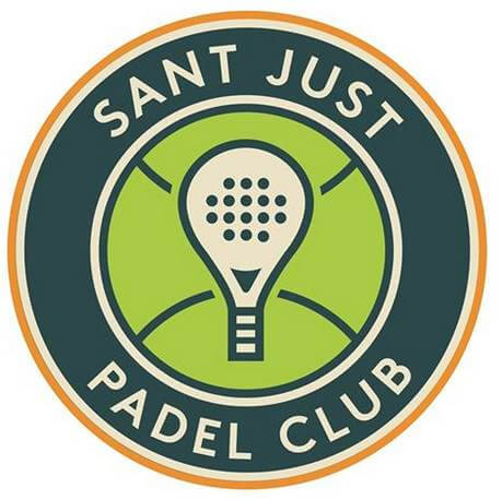 logo Sant Just Padel Club