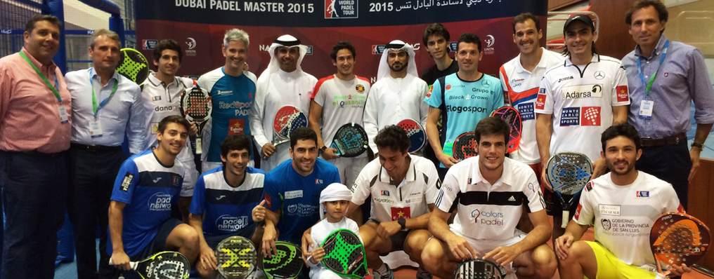 Sanyo Gutiérrez y Juani Mieres primera victoria en Dubai