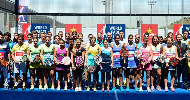 Se alza el telon del World Padel Tour 2014