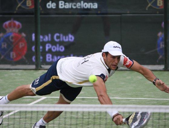 Semifinales del PPT de Barcelona con Nerone-Sanyo