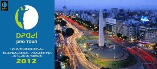 Sigue en directo los partidos del Padel Pro Tour Buenos Aires