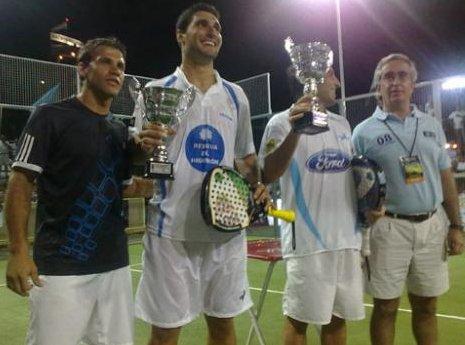 Silingo-Grabiel ganan el PPT de Argentina