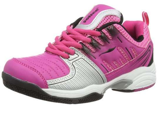 Softee K3 Tour - Zapatillas para mujer, color rosa