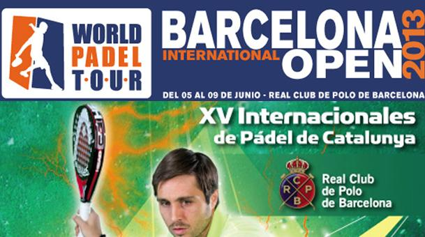 Sorteo de 5 entradas dobles para el World Padel Tour de Barcelona