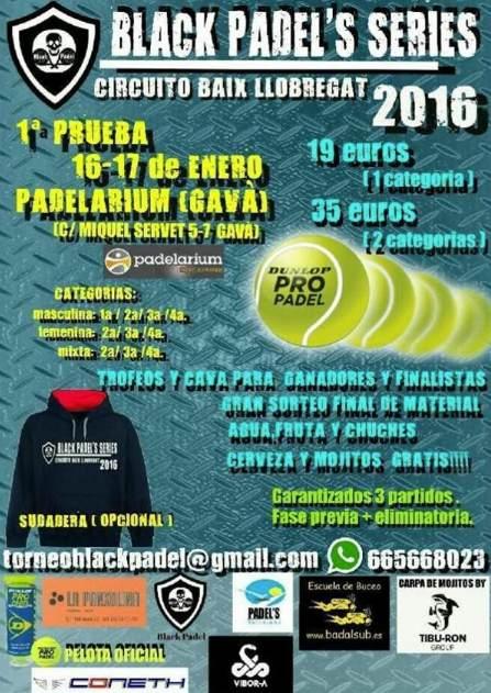 Torneo Black Padels Series