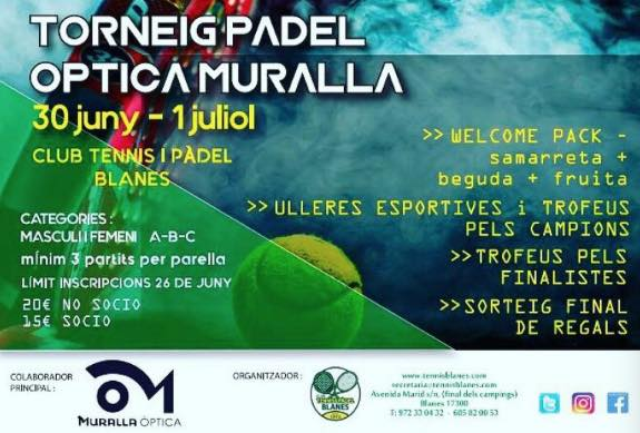 Torneo Optica Muralla