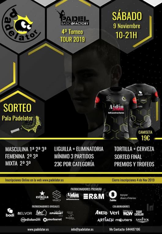 Torneo Padelator en Sabadell