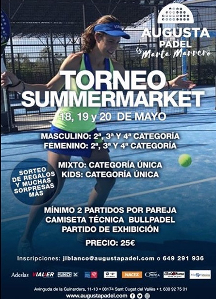 Torneo SummerMarket