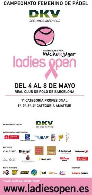 Torneo DKV Ladies Open mucho X jugar