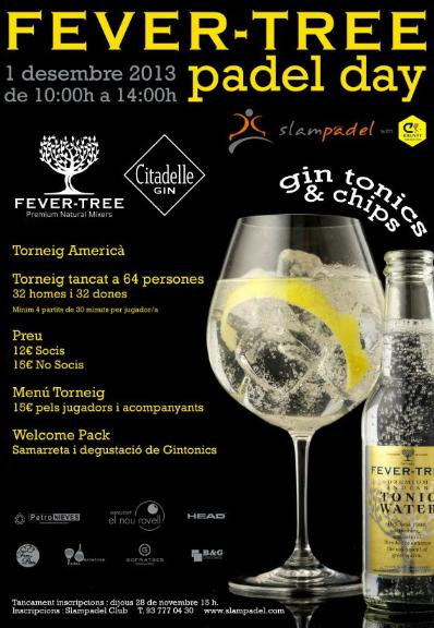 Torneo Fever-Tree padel day