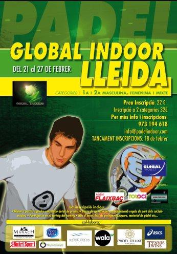 Torneo Global Indoor Lleida