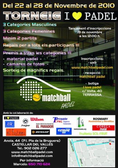 Torneo I Love Padel