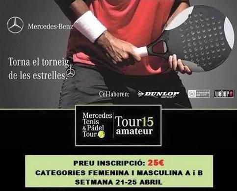 Torneo Mercedes-Benz en el Àccura Gavà Mar