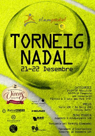 Torneo Nadal 2013 Slampadel