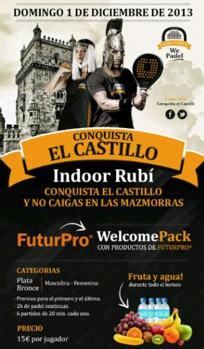 Torneo Padel Conquista El Castillo