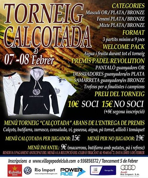 Torneo_calcotada_Village