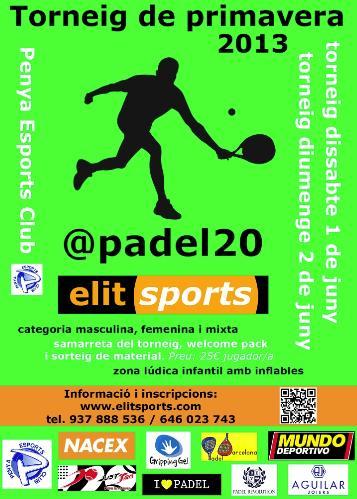 Torneo de Primavera Penya Esports Club de Castellar del Valles