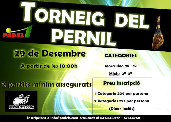 Torneo del Pernil en Padel1