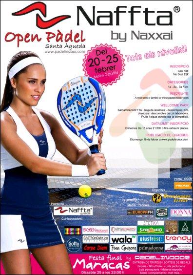 Torneo femenino Naffta Santa Àgueda by Padel Indoor Lleida
