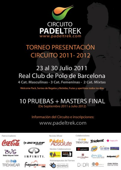 Torneo presentacion Circuito PadelTrek