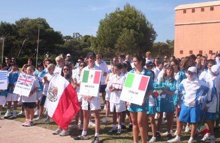VIII Mundial de padel de menores en Melilla