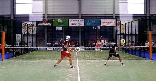 Video-Puntazo del Campeonato de Espana Sub-23 2012