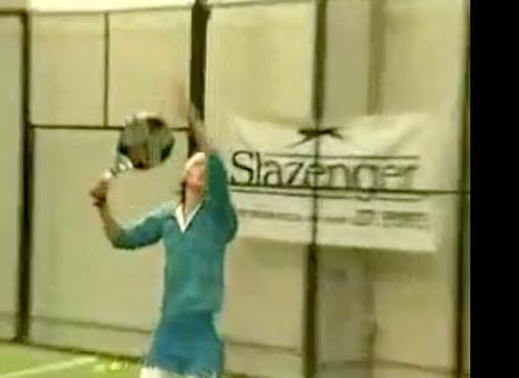 Video de 3 golpes de padel por Vane Alonso y Carmen Leon