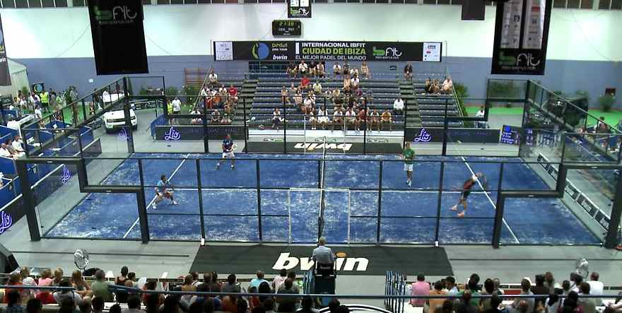 Video de Padel Pro Tour 2012 Programa 10 PPT Ibiza