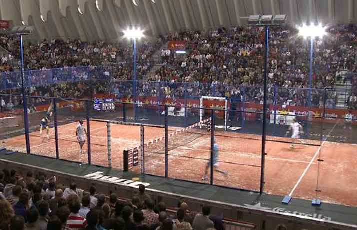 Video de Padel Pro Tour 2012 Programa 13 PPT Valencia