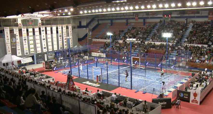 Video de Padel Pro Tour 2012 Programa 14 PPT Bilbao