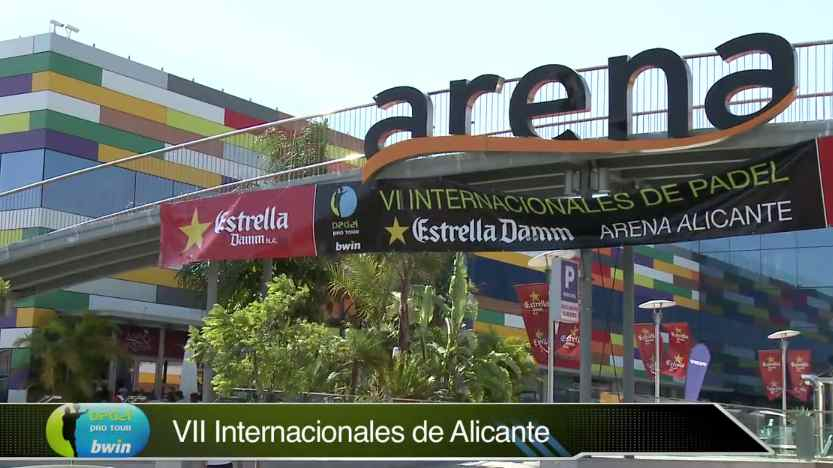 Video de Padel Pro Tour 2012 Programa 5 PPT Alicante