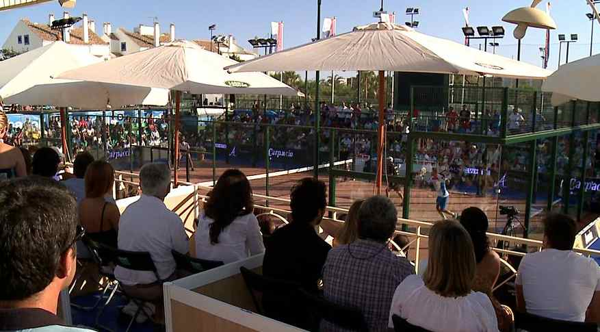 Video de Padel Pro Tour 2012 Programa 6 PPT Marbella